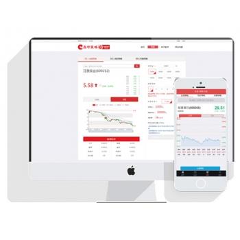 最新股票配资加交易一体化系统支持PC站手机站可以对接微信公众号可以封装APP